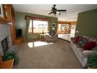 Photo 9: 127 ALANDALE Place SW in CALGARY: Rural Rocky View MD Residential Detached Single Family for sale : MLS®# C3551100