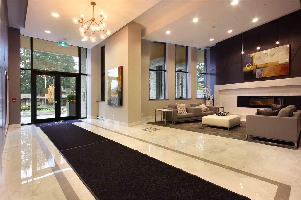 """Main Photo: 805 3093 WINDSOR Gate in Coquitlam: New Horizons Condo for sale in """"THE WINDSOR BY POLYGON"""" : MLS®# R2117559"""