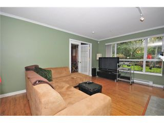 "Photo 1: 111 2559 PARKVIEW Lane in Port Coquitlam: Central Pt Coquitlam Condo for sale in ""THE CRESCENT"" : MLS®# V857709"