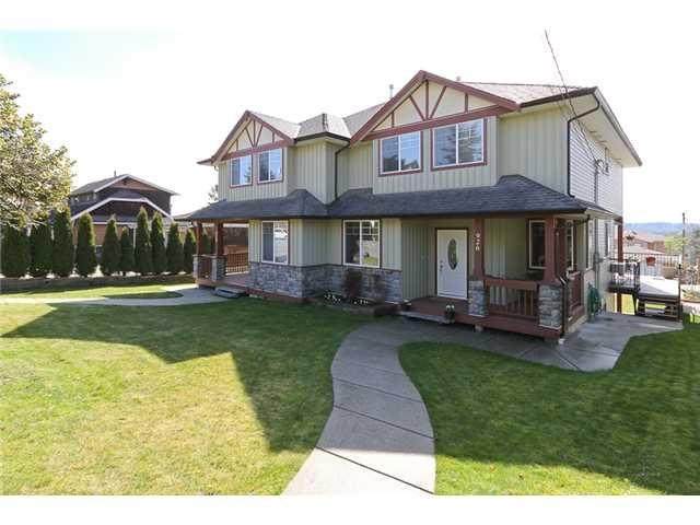 Main Photo: 926 HARRIS AV, in Coquitlam: Maillardville Duplex for sale : MLS®# V962440