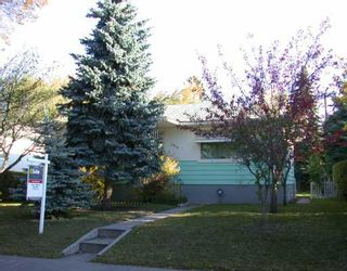 Photo 1:  in CALGARY: Banff Trail Residential Detached Single Family for sale (Calgary)  : MLS®# C3186932