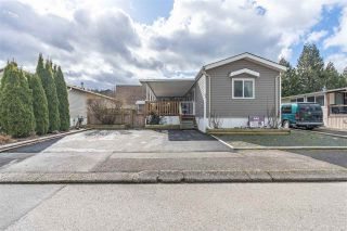 """Photo 1: 86 6338 VEDDER Road in Chilliwack: Sardis East Vedder Rd Manufactured Home for sale in """"Maple Meadows Mobile Home Park"""" (Sardis)  : MLS®# R2442740"""