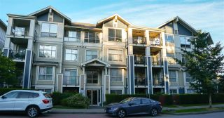 Main Photo: 204 275 ROSS Drive in New Westminster: Fraserview NW Condo for sale : MLS®# R2540429