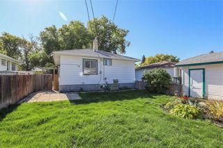 Photo 35: 41 West Fernwood Avenue in Winnipeg: Norberry Residential for sale (2C)  : MLS®# 202122211