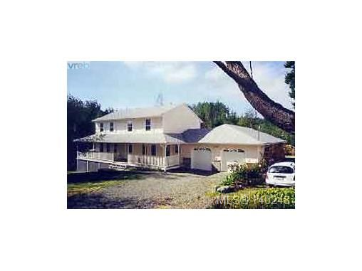 Main Photo: 2260 Corby Ridge Rd in SOOKE: Sk West Coast Rd House for sale (Sooke)  : MLS®# 227901