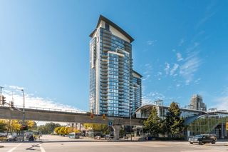 """Main Photo: 1005 2225 HOLDOM Avenue in Burnaby: Central BN Condo for sale in """"Legacy by Bosa"""" (Burnaby North)  : MLS®# R2620242"""