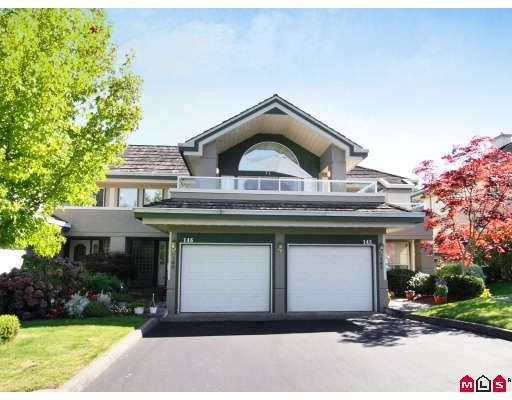 """Main Photo: 146 4001 OLD CLAYBURN Road in Abbotsford: Abbotsford East Townhouse for sale in """"CEDAR SPRINGS"""" : MLS®# F2827073"""