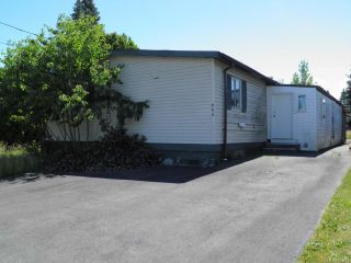 Photo 1: 445 Cowichan Ave in COURTENAY: CV Courtenay East Manufactured Home for sale (Comox Valley)  : MLS®# 793231
