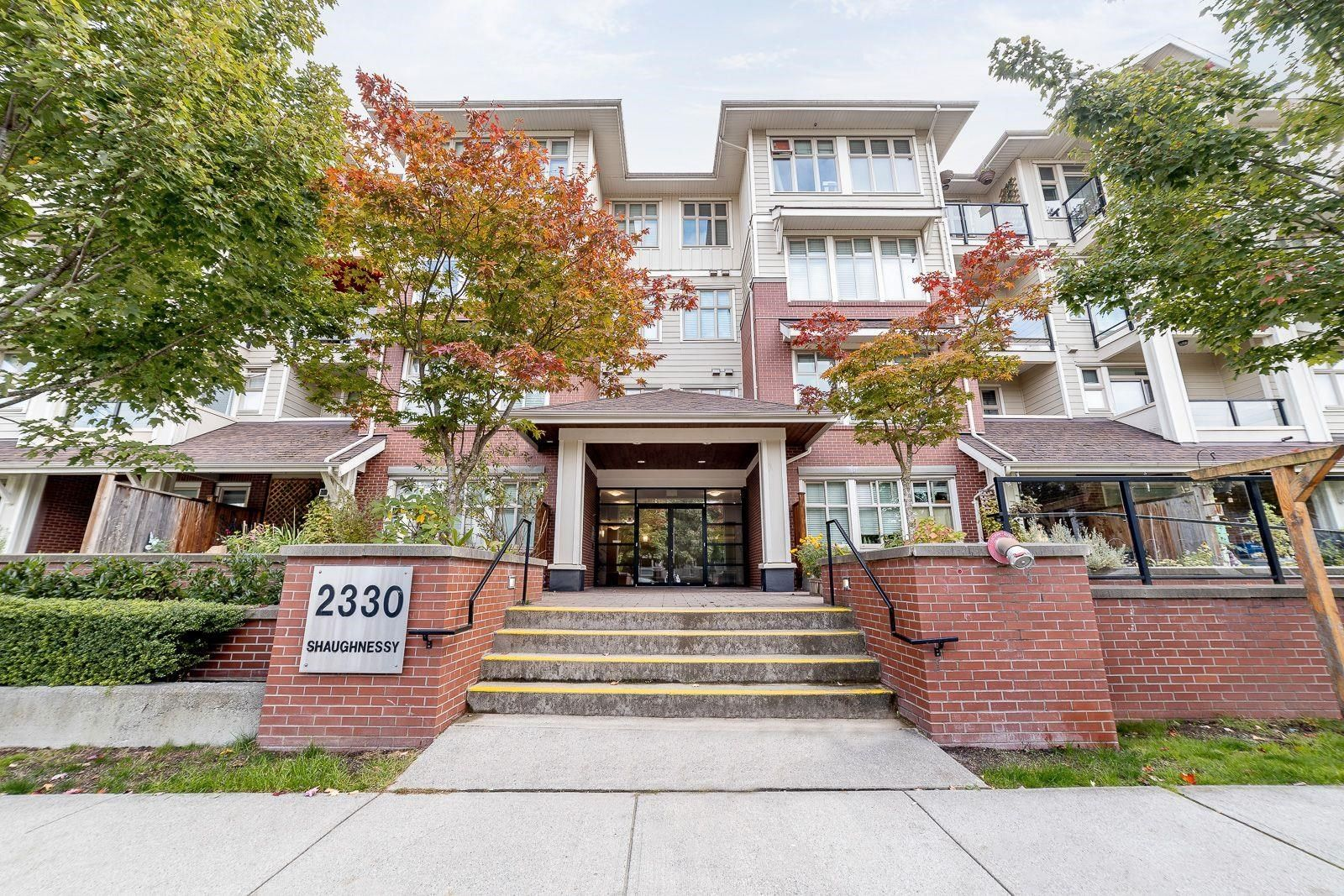 """Main Photo: 310 2330 SHAUGHNESSY Street in Port Coquitlam: Central Pt Coquitlam Condo for sale in """"AVANTI"""" : MLS®# R2622993"""