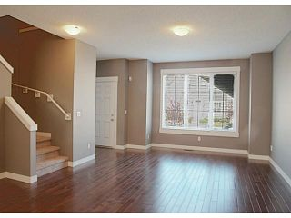 Photo 3: 452 Rainbow Falls Drive: Chestermere Townhouse for sale : MLS®# C3579282
