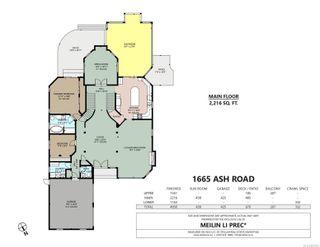Photo 55: 1665 Ash Rd in Saanich: SE Gordon Head House for sale (Saanich East)  : MLS®# 887052
