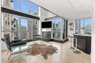 """Photo 1: 1203 1238 RICHARDS Street in Vancouver: Yaletown Condo for sale in """"Metropolis"""" (Vancouver West)  : MLS®# R2472141"""