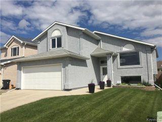 Photo 1: 87 Novara Drive in Winnipeg: West Kildonan / Garden City Residential for sale (North West Winnipeg)  : MLS®# 1618812
