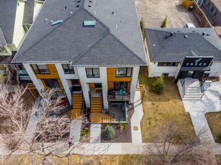 Photo 29: 1 407 14 Avenue NE in Calgary: Renfrew Row/Townhouse for sale : MLS®# A1101863