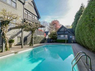 """Photo 16: 1496 MATTHEWS Avenue in Vancouver: Shaughnessy Townhouse for sale in """"BRIGHOUSE MANOR"""" (Vancouver West)  : MLS®# R2418292"""