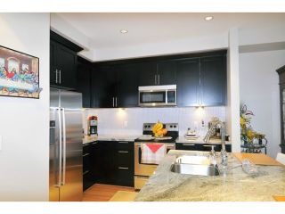 """Photo 4: 144 1460 SOUTHVIEW Street in Coquitlam: Burke Mountain Townhouse for sale in """"CEDAR CREEK"""" : MLS®# V1049640"""