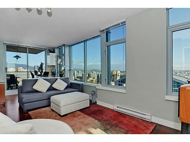 Main Photo: 3202 1255 SEYMOUR STREET in : Downtown VW Condo for sale (Vancouver West)  : MLS®# V1108433