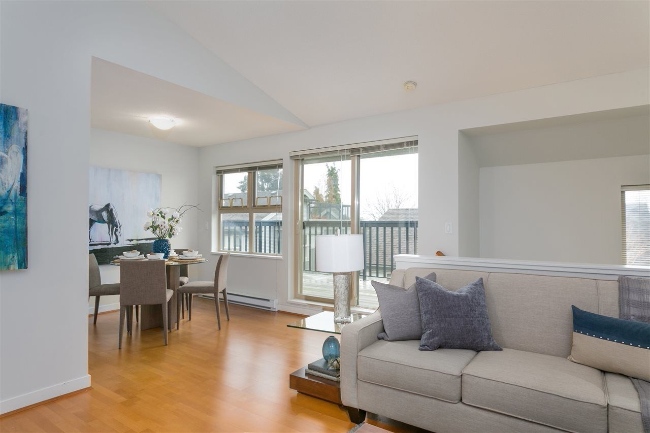 """Main Photo: 34 3855 PENDER Street in Burnaby: Willingdon Heights Townhouse for sale in """"ALTURA"""" (Burnaby North)  : MLS®# R2225322"""