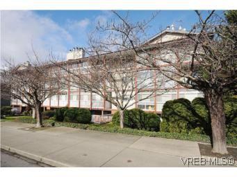 Main Photo: 101 1234 Fort St in VICTORIA: Vi Downtown Condo for sale (Victoria)  : MLS®# 529036