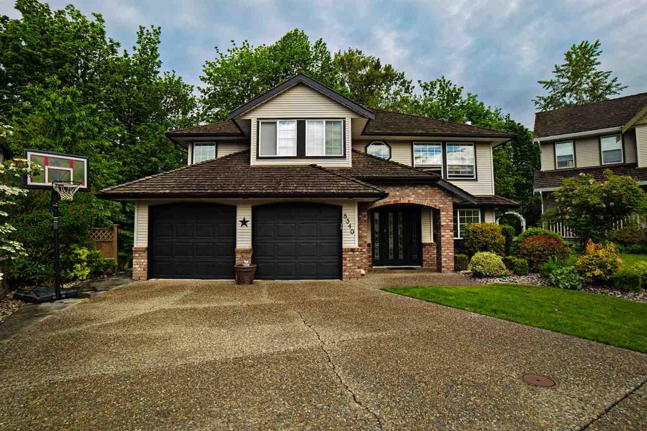 "Main Photo: 8340 MILLER Crescent in Mission: Mission BC House for sale in ""BEST/CHERRY"" : MLS®# R2068136"