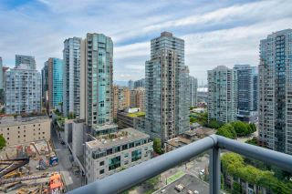 """Photo 6: 1803 928 RICHARDS Street in Vancouver: Yaletown Condo for sale in """"The Savoy"""" (Vancouver West)  : MLS®# R2591014"""