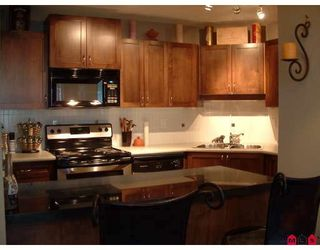 """Photo 4: 306 32725 GEORGE FERGUSON Way in Abbotsford: Abbotsford West Condo for sale in """"Uptown"""" : MLS®# F2821145"""