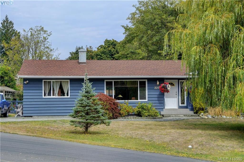 Main Photo: 2271 N French Rd in SOOKE: Sk Broomhill House for sale (Sooke)  : MLS®# 823370