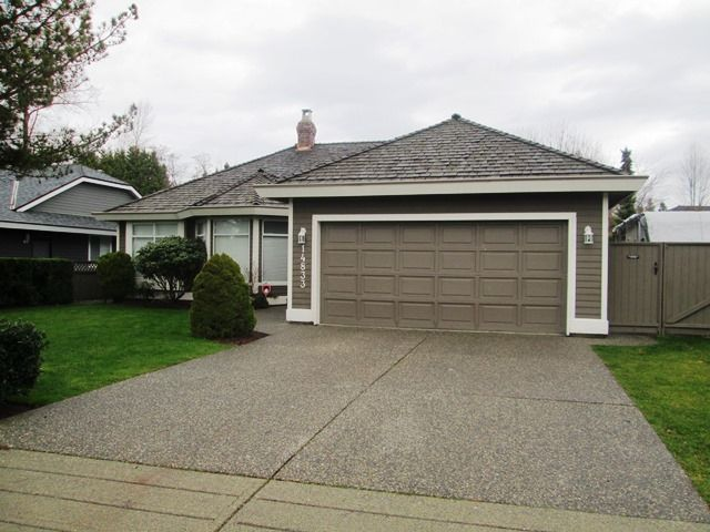 Main Photo: 14833 20TH Ave in South Surrey White Rock: Home for sale : MLS®# F1305041