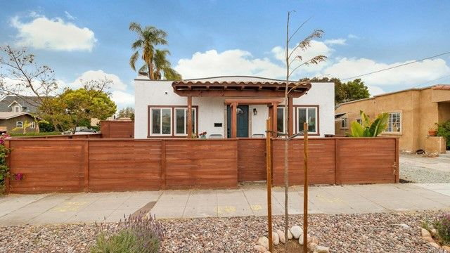 Main Photo: House for sale : 3 bedrooms : 4152 Orange Avenue in San Diego