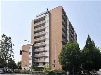 Main Photo: 1005 1630 Quadra St in VICTORIA: Vi Central Park Condo for sale (Victoria)  : MLS®# 562146