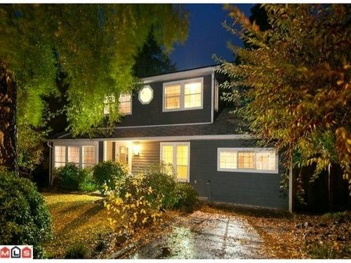 Main Photo: 1425 129TH Street in South Surrey White Rock: Crescent Bch Ocean Pk. Home for sale ()  : MLS®# F1226480