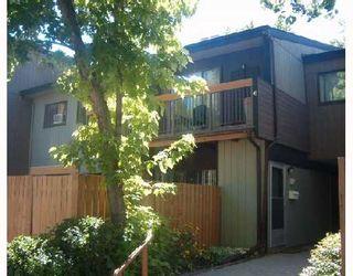 Photo 1: 6 486 KENASTON Boulevard in WINNIPEG: River Heights / Tuxedo / Linden Woods Condominium for sale (South Winnipeg)  : MLS®# 2714917
