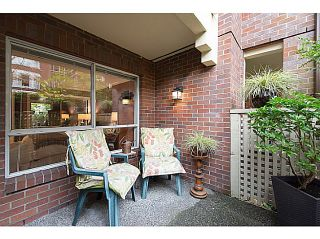 """Photo 5: 110 1230 HARO Street in Vancouver: West End VW Condo for sale in """"1230 Haro"""" (Vancouver West)  : MLS®# V1050586"""