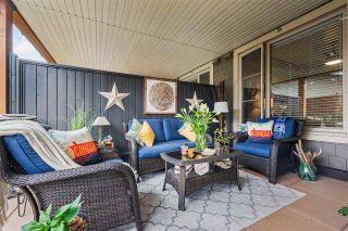"Photo 33: 108 45754 KEITH WILSON Road in Chilliwack: Vedder S Watson-Promontory Condo for sale in ""Englewood Courtyard Platinum 3"" (Sardis)  : MLS®# R2576567"