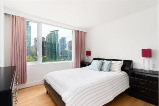"""Photo 14: 803 323 JERVIS Street in Vancouver: Coal Harbour Condo for sale in """"ESCALA"""" (Vancouver West)  : MLS®# R2591803"""