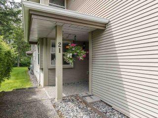"Photo 23: 21 12071 232B Street in Maple Ridge: East Central Townhouse for sale in ""Creekside Glen"" : MLS®# R2473221"