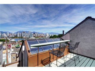 """Photo 3: 1169 W 8TH Avenue in Vancouver: Fairview VW Townhouse for sale in """"FAIRVIEW 2"""" (Vancouver West)  : MLS®# V970700"""