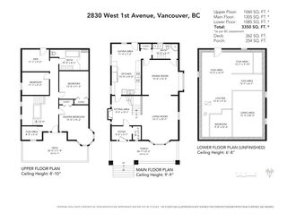 Photo 35: 2830 W 1ST Avenue in Vancouver: Kitsilano House for sale (Vancouver West)  : MLS®# R2590958