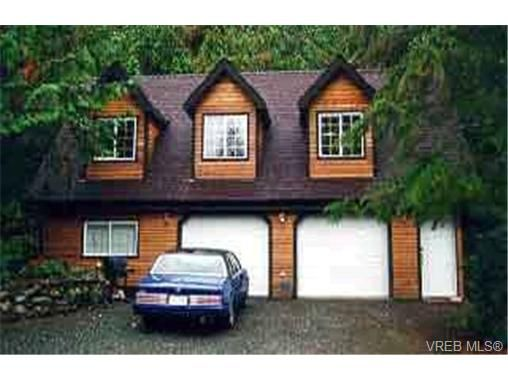 Main Photo: 6824 Pascoe Rd in SOOKE: Sk Broomhill House for sale (Sooke)  : MLS®# 317711