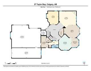 Photo 47: 27 Taylor Bay in Rural Rocky View County: Rural Rocky View MD Detached for sale : MLS®# A1083213