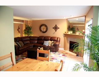 """Photo 6: 38 2990 PANORAMA Drive in Coquitlam: Westwood Plateau Townhouse for sale in """"WESBROOK VILLAGE"""" : MLS®# V768307"""