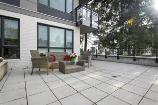 """Photo 11: 101 707 E 3RD Street in North Vancouver: Lower Lonsdale Condo for sale in """"Green on Queensbury"""" : MLS®# R2453734"""