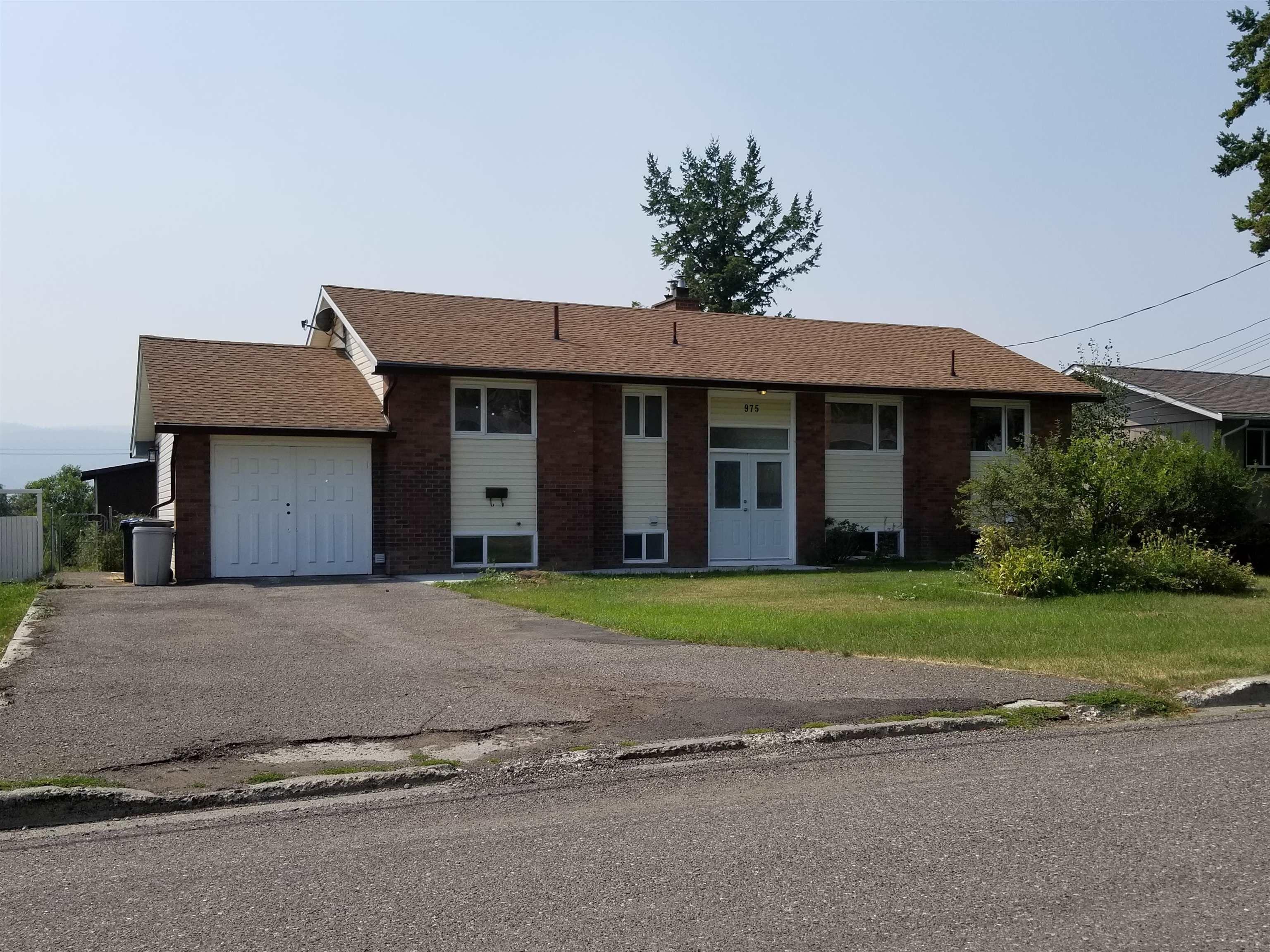 Main Photo: 975 N NINTH Avenue in Williams Lake: Williams Lake - City House for sale (Williams Lake (Zone 27))  : MLS®# R2609567
