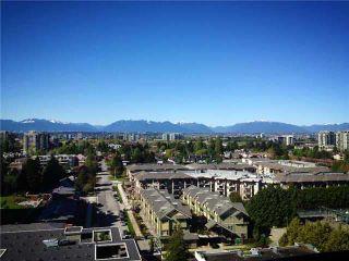 Photo 1: 1607 8460 GRANVILLE AVENUE in Richmond: Brighouse South Condo for sale : MLS®# R2329933