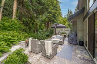 """Photo 37: 42 1550 LARKHALL Crescent in North Vancouver: Northlands Townhouse for sale in """"NAHANEE WOODS"""" : MLS®# R2586696"""