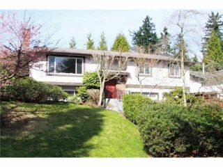Photo 1: 3140 BEACON DRIVE in : Ranch Park House for sale (Coquitlam)  : MLS®# V1105286