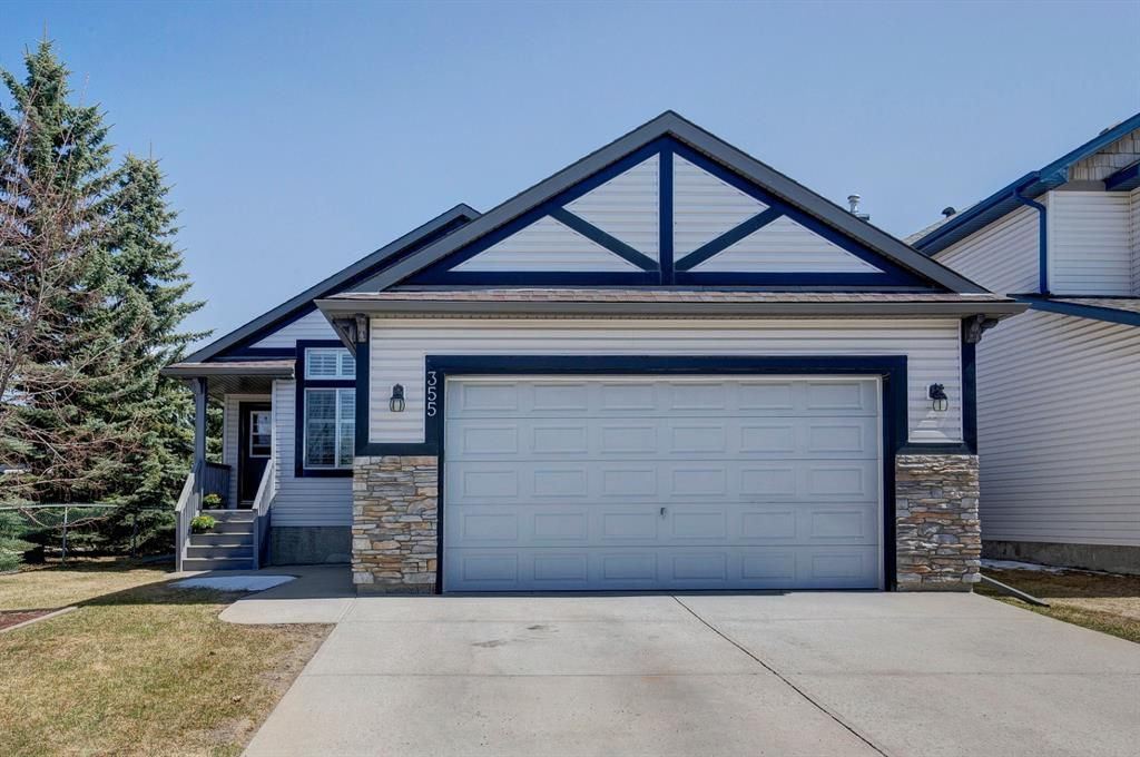 Main Photo: 355 Somerset Drive SW in Calgary: Somerset Detached for sale : MLS®# A1096882