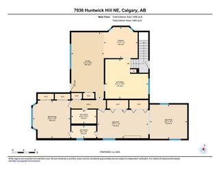 Photo 31: 7936 Huntwick Hill NE: Calgary Detached for sale : MLS®# C4302449