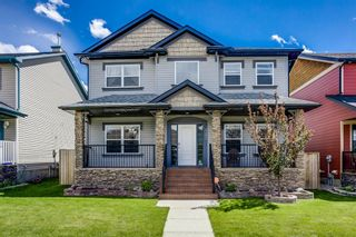 Photo 1: 121 Channelside Common SW: Airdrie Detached for sale : MLS®# A1119447