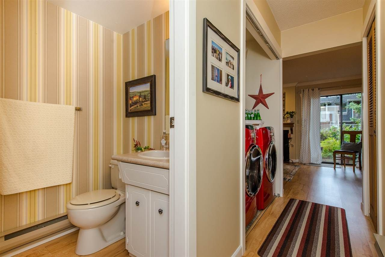 """Photo 14: Photos: 4 3015 TRETHEWEY Street in Abbotsford: Central Abbotsford Townhouse for sale in """"Birch Grove Terrace"""" : MLS®# R2272220"""